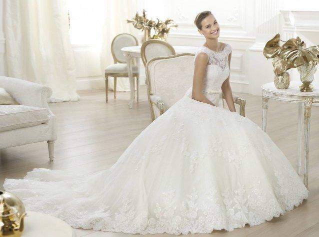 Fortuna-S Купить свадебное платье в Италии - Fortuna-S